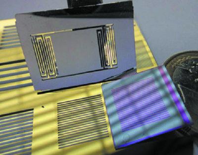 Адаптивный электростатический МЭМС-собиратель энергии вибрации CEA-Leti