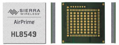 Внешний вид модуля Sierra Wireless HL8549-G