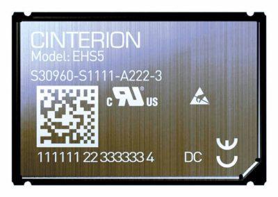 Внешний вид модуля Cinterion EHS5