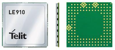 Внешний вид модуля Telit LE910