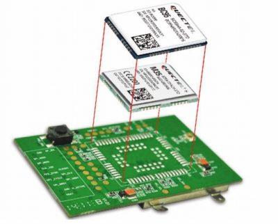 Модуль BC95 конструктивно совместим с GSM/GPRS-модулями М95/М35
