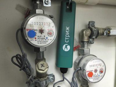 Беспроводной счетчик LPWAN горячей и холодной воды компании «Телематические решения»