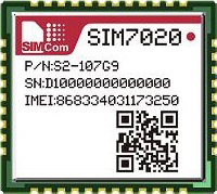 NB-IoT-модуль SIM7020E