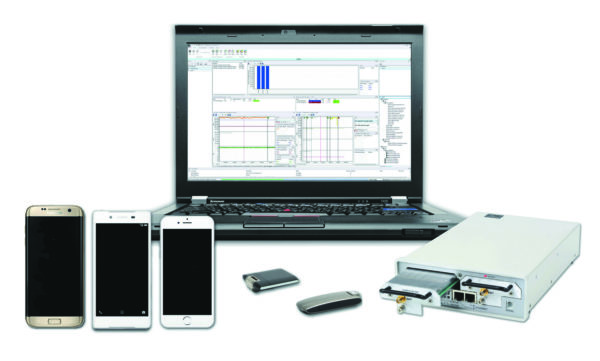 Nemo Outdoor — эффективный инструмент для измерения и контроля беспроводных сетей с помощью портативных устройств