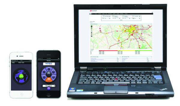 Nemo Customer Experience Monitor — универсальный и масштабируемый набор инструментов для контроля восприятия абонентом характеристик и услуг беспроводной сети