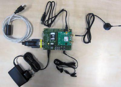 Отладочное средство SIM800H-EVM для модуля SIM800H