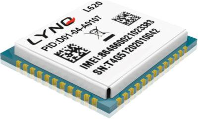 NB-IoT модуль L620