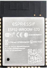 ESP32-WROOM-32D