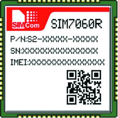 Модуль SIM7060R с поддержкой B31 (450 МГц)
