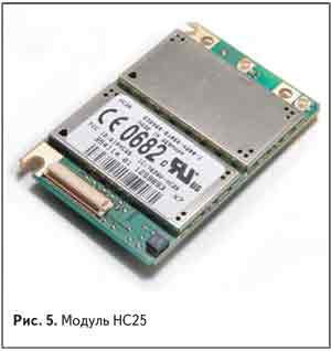 модуль HC25