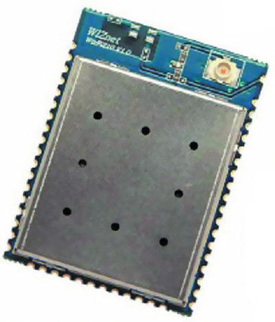 Внешний вид модуля WizFi210
