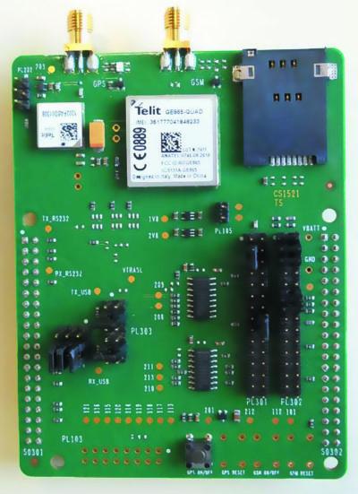 Отладочная плата GE865/JF2 Interface Board