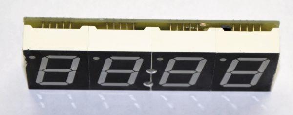 Датчики освещенности и Холла - идеальыне часы