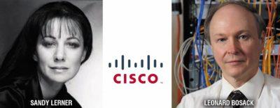 Основатели Cisco