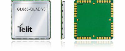 GSM/GPRS-модуль Telit GL865-QUAD V3