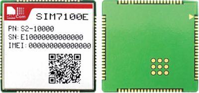 Модуль SIM7100E