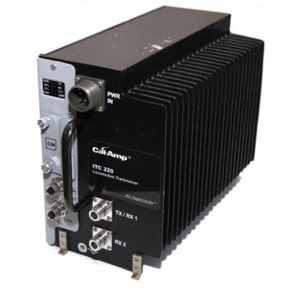 Внешний вид бортового радиомодема ITC 220
