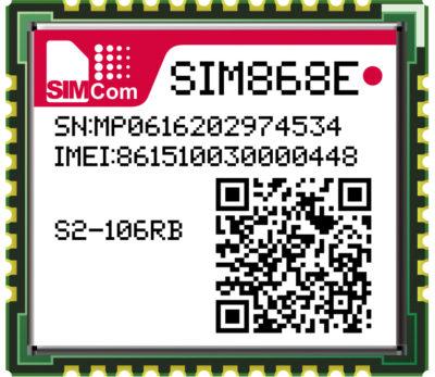 Модуль SIM868E