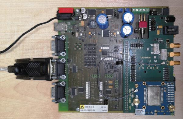 Отладочный комплект DSB75 для работы с модулем ENS22-E