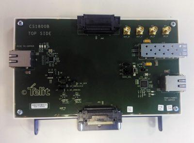 Внешний вид Ethernet Extention card