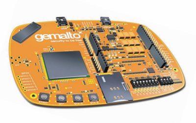 Отладочный стенд 3G-модуля EHS6