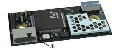 Разъем JST модуля OBS421i-26