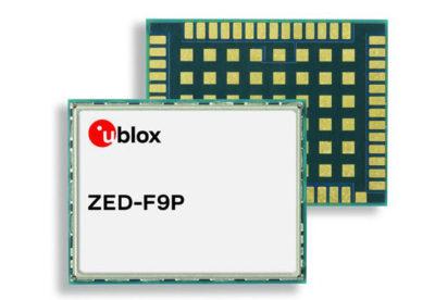 Внешний вид модуля ZED-F9P