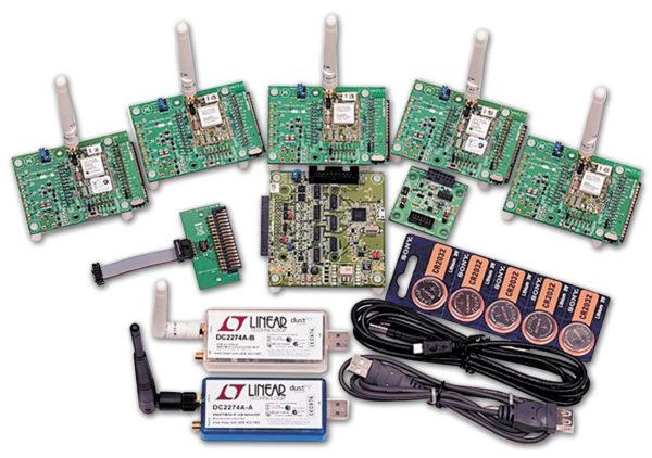 Стартовый набор SmartMesh IP Starter Kit
