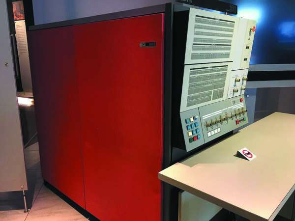 Самое известное семейство IBM System/360