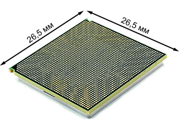 Однокристальный процессор POWER9
