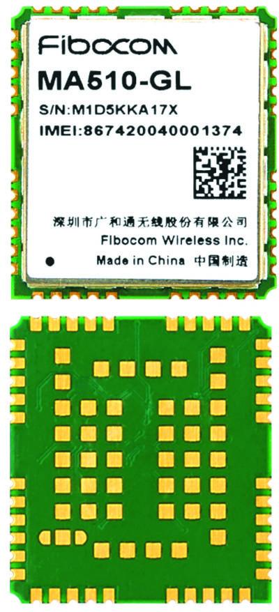 Внешний вид модуля MA510-GL