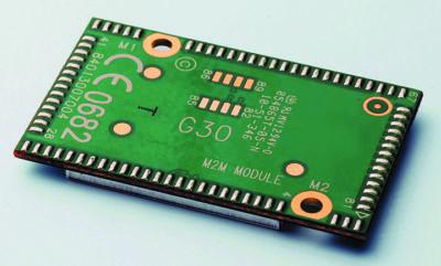 Модуль G30 (со стороны контактных площадок)