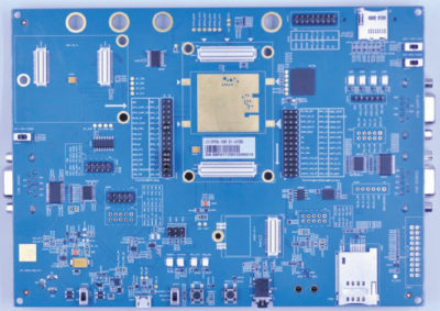 Отладочный комплект «LTE OPEN EVB» для работы с приложением QuecOpen
