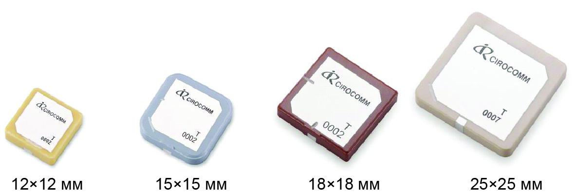 SMD патч-антенны Cirocomm