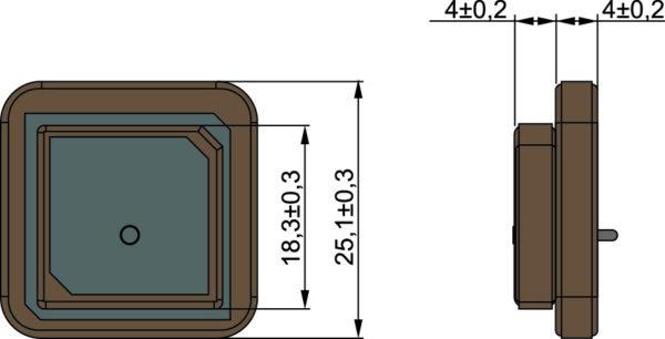 Cirocomm PA025Z6D004
