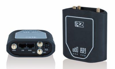 Маршрутизатор iRZ RU11w