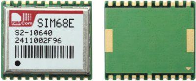 Внешний вид модуля SIM68E