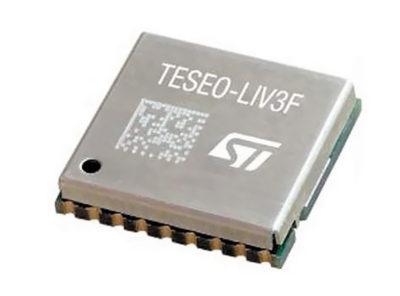 Внешний вид модуля Teseo-LIV3F