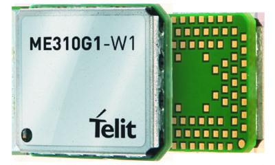 Модуль Telit ME310G1-W1