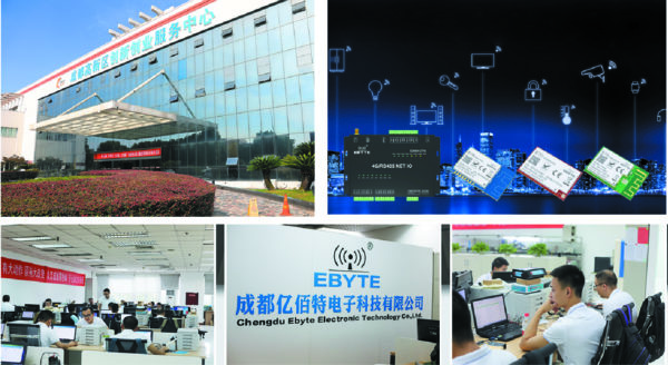 Компания Chengdu Ebyte Electronic Technology Co., Ltd