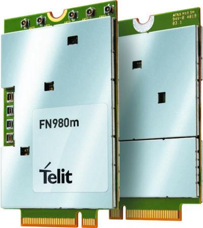 Модуль Telit FN980m