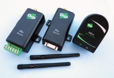 ZigBee-адаптеры и роутер