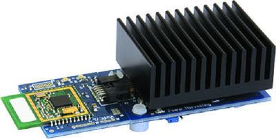 Оценочный набор, демонстрирующий возможность использования термоэлектрических преобразователей для питания ZigBee-радиомодулей