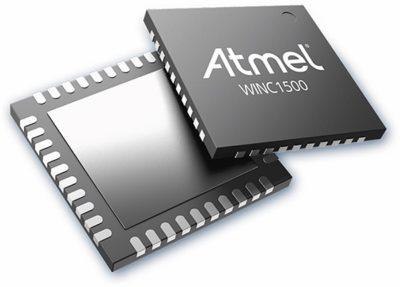 Микросхема Wi-Fi ATWINC1500