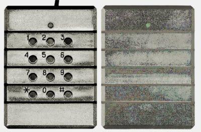 СБР-006М (справа) и СБР-005М (слева)