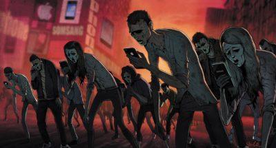 Стив Каттс. Зомби