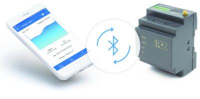 Bluetooth-приложение ATM Control SE для настройки модемов