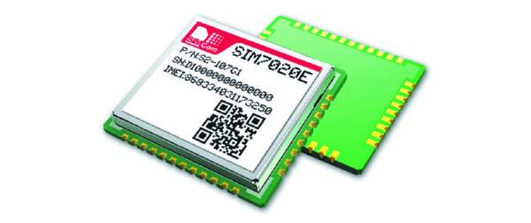 SIM7020E — «рабочая лошадка» для NB-IoT-сетей