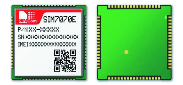 SIM7070E — новинка 2019 года — NB-IoT/LTE Cat M1/GPRS/GNSS-модуль с поддержкой digital audio