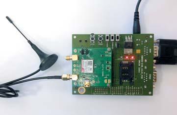 Отладочный комплект SIM800H-EVM